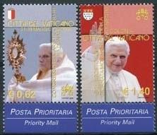Vaticaan , michel 1558/59 , xx