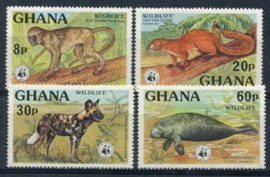 Ghana, michel 702/05, xx