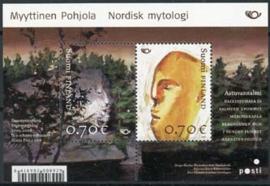 Finland, michel blok 49, xx