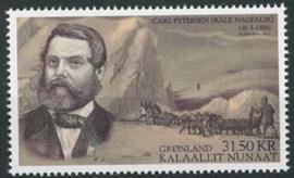 Groenland, michel 652, xx