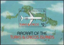 Turks, michel blok 40, xx