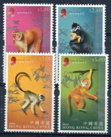 Hong Kong, michel 1135/38, xx