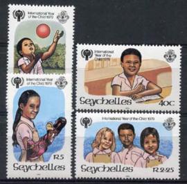 Seychelles, michel 443/46, xx