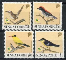 Singapore, michel 636/39, xx