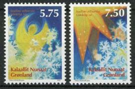 Groenland, michel 498/99, xx