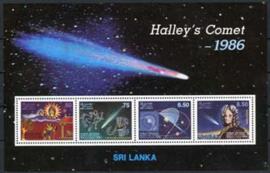 Sri Lanka, michel blok 31, xx