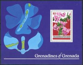 Grenada Gren., michel blok 41, xx
