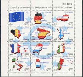 Spanje, michel KB 3466/77, xx