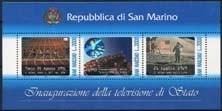 S.Marino, michel blok 16, xx
