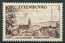 Luxemburg, michel 536, xx
