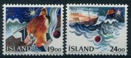 Ysland, michel 695/96, xx