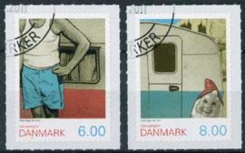 Denemarken, michel 1640/41, o