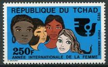 Tchad, michel 708, xx
