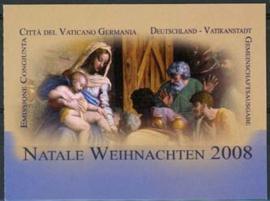 Vatikaan, michel mh 0-16, xx