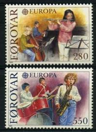 Faroer, michel 116/17, xx