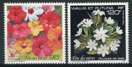 Wallis & F., michel 641/42, xx