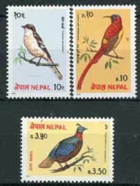 Nepal, michel 381/83, xx
