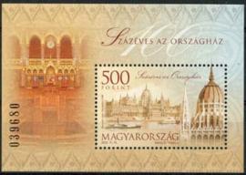 Hongarije, michel blok 269, xx