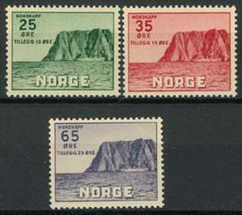 Noorwegen, michel 408/10, xx