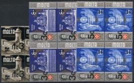 Malta, michel 447/49, xx