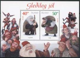 IJsland, michel blok 28, xx