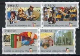 Ierland, michel 996/99, xx