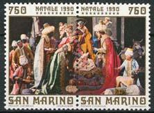 S.Marino, michel 1463/64, xx