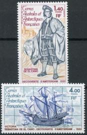 Antarctica Fr., michel 142/43, xx
