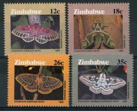 Zimbabwe, michel 344/47, xx