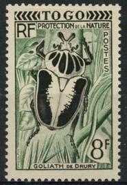 Togo, michel 224, xx