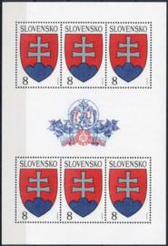 Slowakije, michel kb 162, xx