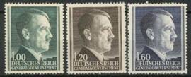 Gen.Gouv., michel 86/88 B , xx