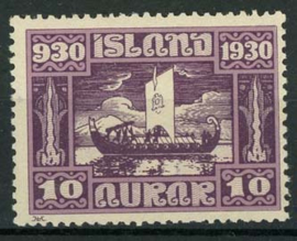IJsland, michel 128, xx