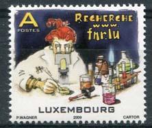 Luxemburg, michel 1837, xx