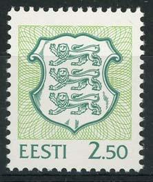 Estland, michel 287, xx