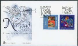 Spanje, FDC 3602/03, xx