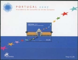 Portugal. michel blok 256, xx