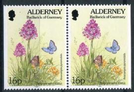 Alderney, michel 75 dl/dr, xx