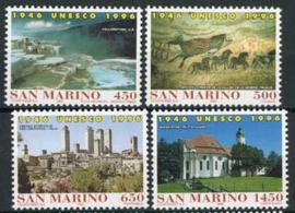 S.Marino, michel 1678/81, xx