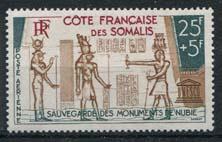 Somalie Frans, michel 360, x