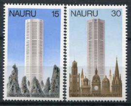 Nauru, michel 147/48, xx