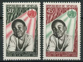 Senegal, michel 390/91, xx