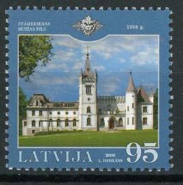 Letland, michel 664, xx