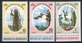 N.Hebriden, michel 286/88, xx