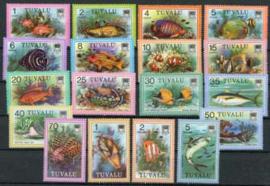 Tuvalu, michel 83/100, xx