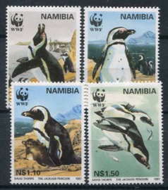Namibia, michel 837/40, xx