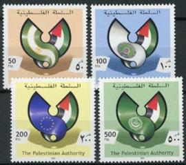 Palestina, michel 178/81, xx