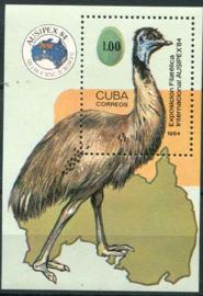 Cuba, michel blok 85, xx