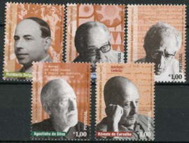 Portugal, michel 3050/54, xx