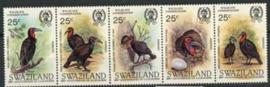 Swaziland, michel 480/84, xx